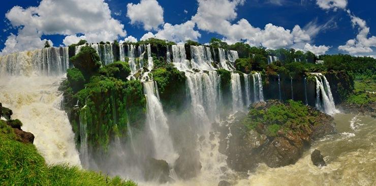paisajes para fotografiar en brasil iguazu