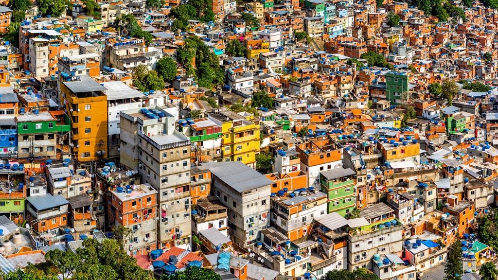 cosas curiosas de brasil rios rocinha favela