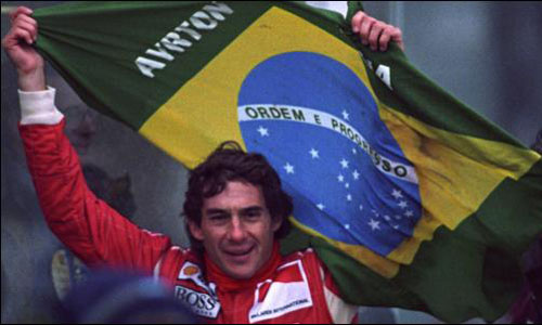 personajes famosos de brasil ayrton senna