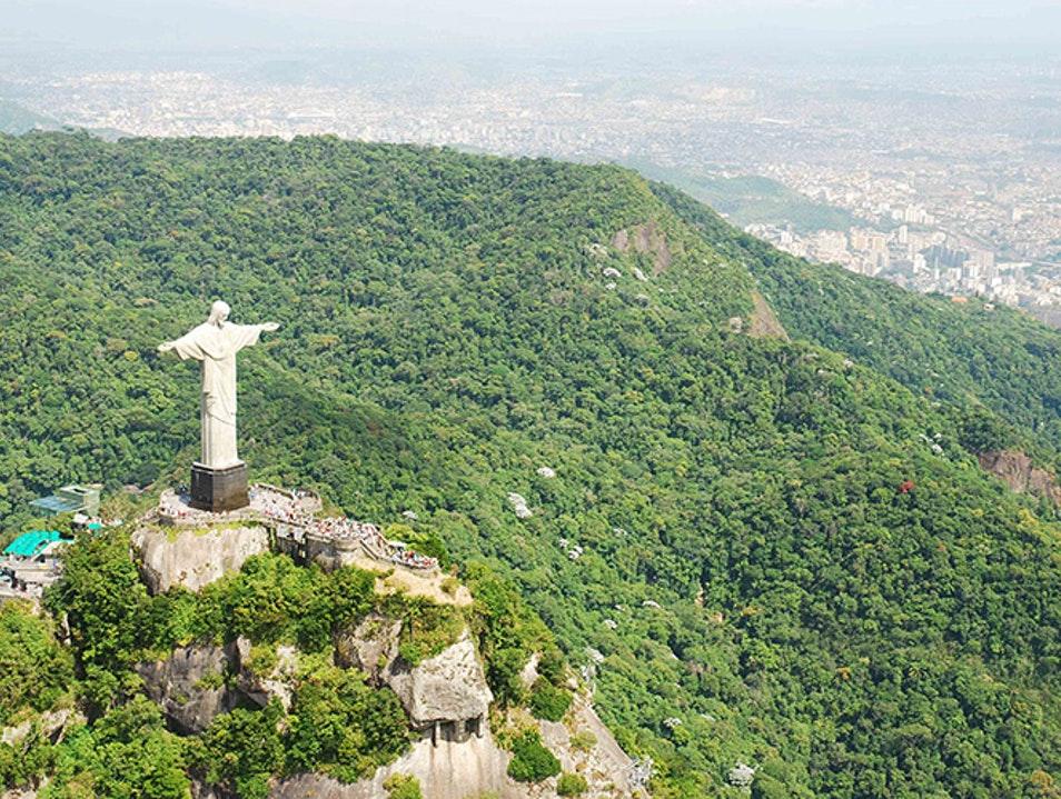 floresta de tijuca brasil
