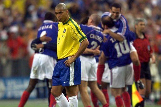 Final Copa Mundial de Fútbol Francia 1998