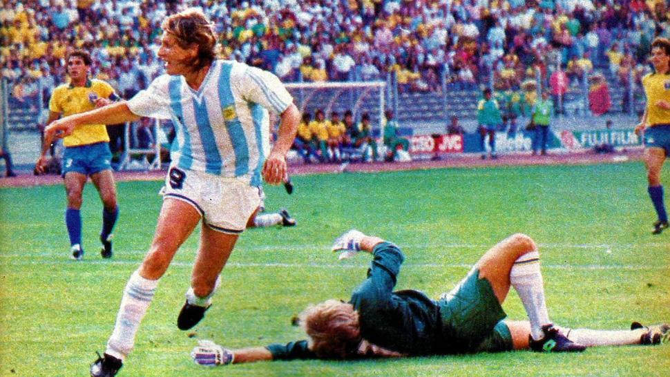 Copa Mundial de Fútbol Italia 1990 argentina brasil