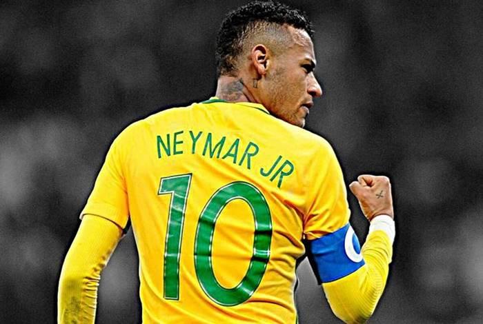 neymar jugador de brasil rusia 2018